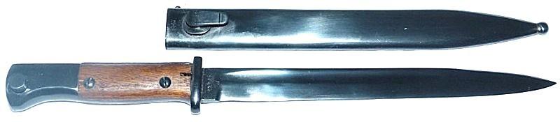 Bajonette Säbel Messer Blankwaffen Seitengewehre
